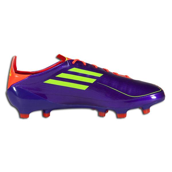 71c1697dec7 Adidas F50 Adizero TRX FG Syn Anodized Purple Electricity Infrared ...