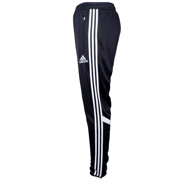 Adidas men 039 s cono 14 training soccer pants black white g80820