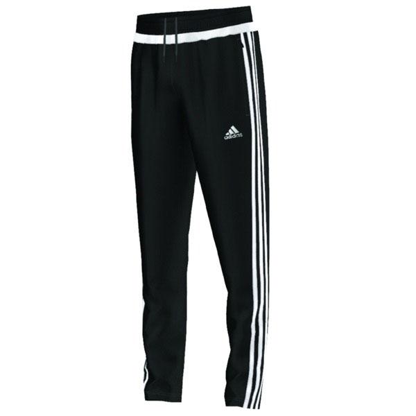Adidas Youth Tiro 15 Soccer Training Pants Black White M64031