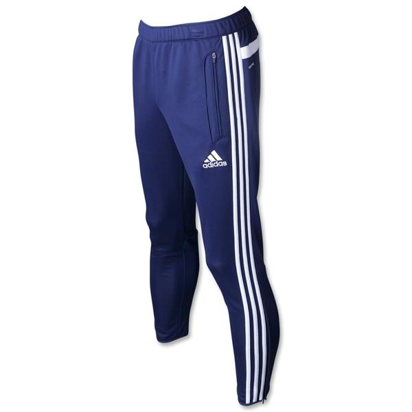 adidas mens tiro 13 soccer training pants navy white