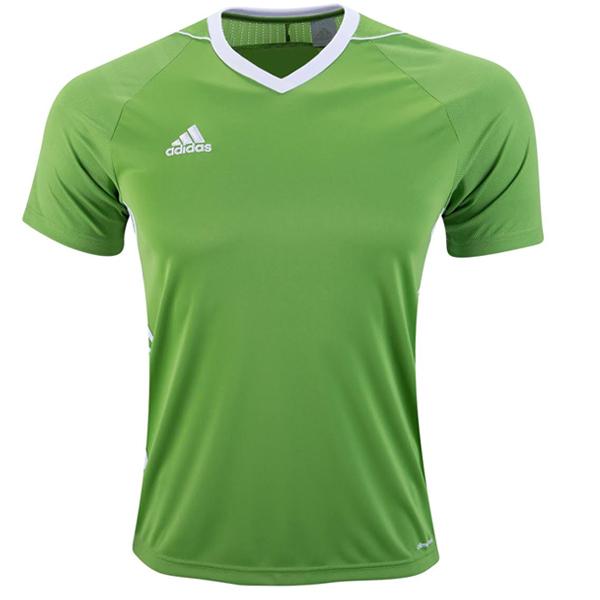 Uganda Nosotros mismos Felicidades  adidas Men's Tiro 17 Jersey Green BK5428 | eBay