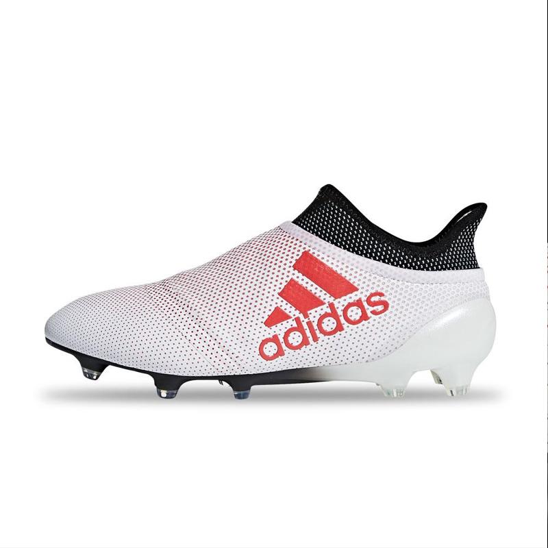 adidas Men s X 17+ FG Grey Real Coral Core Black CM7712  09f9714ec