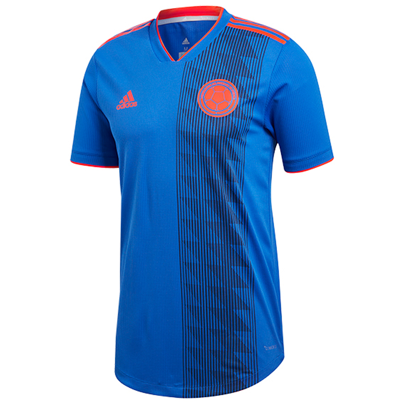 new styles 3641d 3b34c adidas Men s Colombia 18 19 Away Jersey