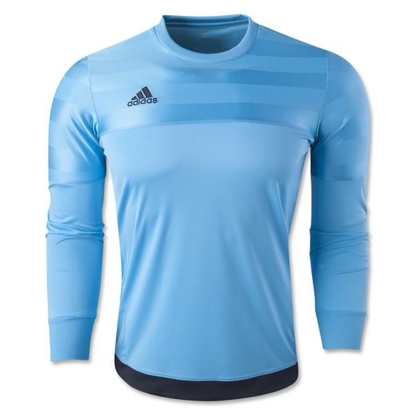 96a18b822 adidas Youth Entry 15 Goalkeeper Jersey Bright Cyan S29445Y