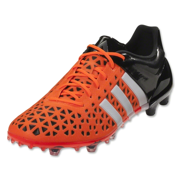 2f47e4ee3 adidas Men's Ace 15.1 FG/AG Solar Orange/Black S83209 | eBay